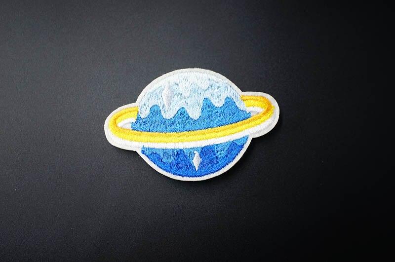 Банан молния кактус DIY тканевые значки для украшения утюга на патч одежда швейное украшение аппликация Пришивные нашивки