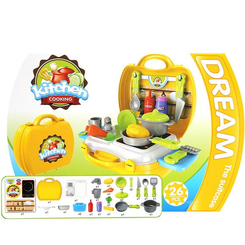 Abbyfrank Play House Pretend Play Repair Simulation Tool Toys Kitchen Toys Kitchen Cash Register Box Maintenance simulation Tool