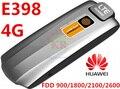 Разблокирована Huawei E398 E398u-1 4 Г 3 г LTE Беспроводной usb-модем 3 Г 4 г UMTS USB Dongle 4 г usb stick pk e392 e3276 e3131 e3372 e3272