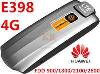 Unlocked Huawei E398 E398u 1 Cat3 100Mbps 4G LTE FDD 900 1800 2100 2600MHz Wireless Modem