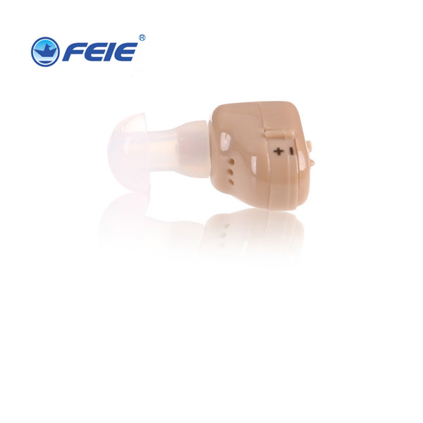 ФОТО Feie cheap drop shipping analog invisible hearing aid mini sound moderator headsets for deaf   S-900 Free Shipping