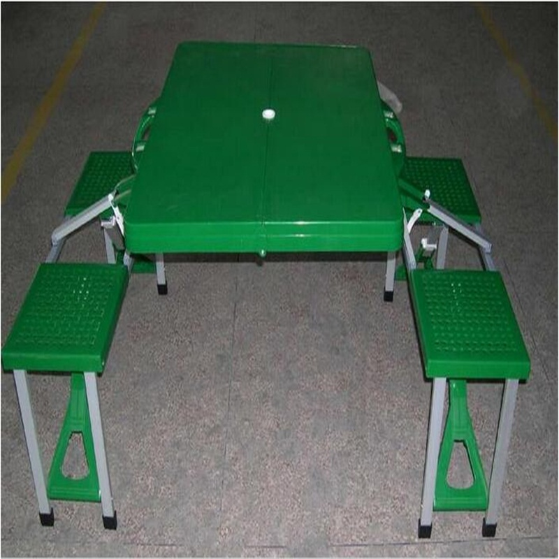 Multipurpose foldable Outdoor Attached table Beach Tables Advertising Exhibition table Picnic desk high quality outdoor portable foldable tables beach tables advertising exhibition table