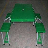 Multipurpose foldable Outdoor Attached table Beach Tables Advertising Exhibition table Picnic desk