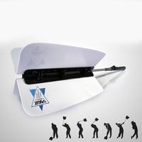 PGM Golf Training Aids Golf Wind Practice Fan Auxiliary Supplies Rod Swing Trainer Orange White Golfs