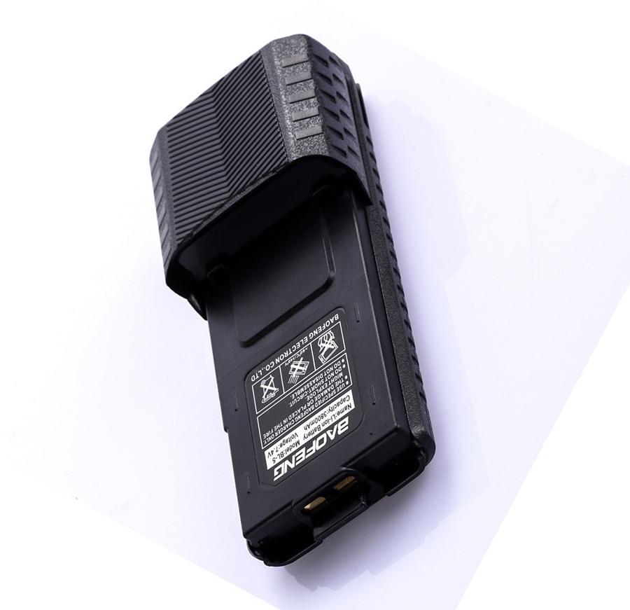 BL-5 Enlarge 3800mAh Baofeng UV-5R Battery Original 3800mAh Baofeng Battery for BF-F8 uv 5r uv5r uv-5re uv-5ra Baofeng Accessory (1)