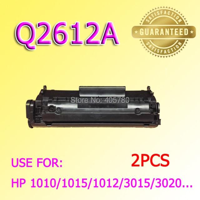 compatible toner cartridge compatible for 2612A/1010/1012/1015/1018/3015 ++