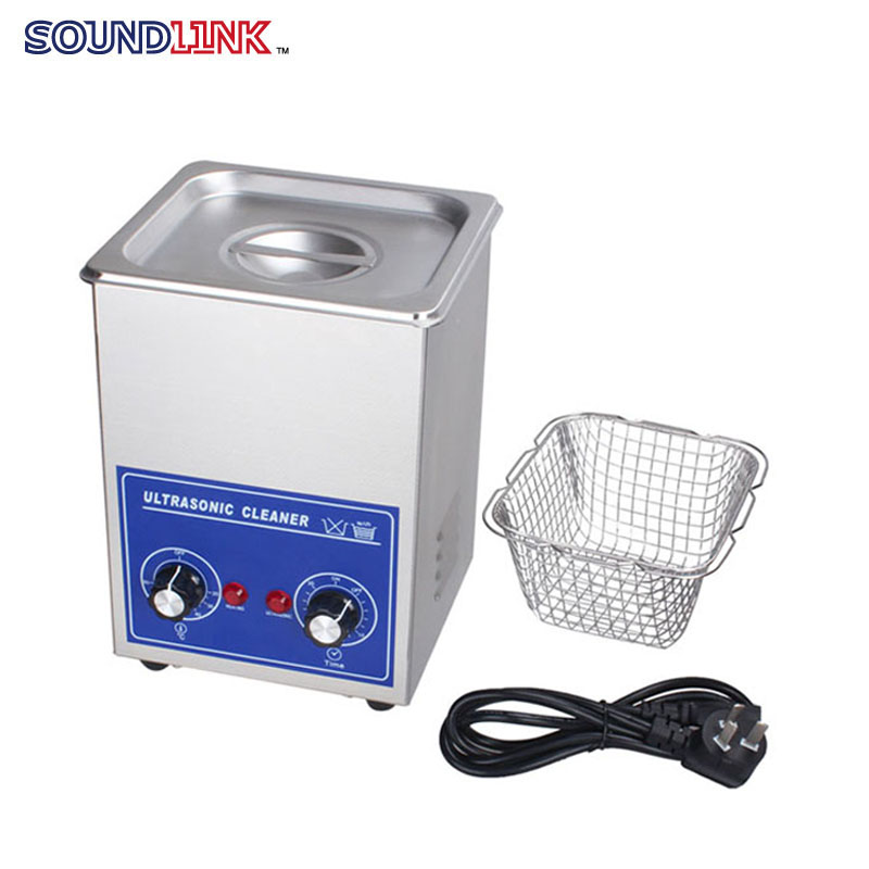 Digital Ultrasonic Cleaner 2L 70W PS-10 Stainless Steel washing basket Knob Control Heating Mini Ultrasonic Washing Machine 1pc lot ps 30a digital ultrasonics cleaners 180w 6 5l capacity with washing basket free shipping by dhl