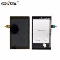 Srjtek 8 Inch For Lenovo Yoga Tablet 2 830 830L Full LCD Display Panel Touch Screen