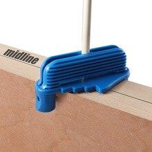 Finder линия локатор Scriber ABS центр/офсетный маркировочный Калибр 7/16-1/16 1/8-1/2 деревообрабатывающий Scribe для плотников разметочный инструмент