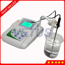 Buy online PHS-3CW Microcomputer Type Digital Display PH Meter Manufacturers In China with 0.01PH High Accuracy Water Quality Tester