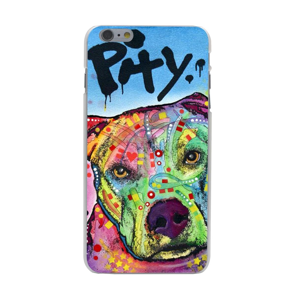 Pitbull Iphone case 6