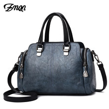 ZMQN Crossbody Bags For Women 2019 PU Leather Luxury Handbags Mother Shoulder Bag Ladies Brand Women Bags Designer Kabelky C683(China)