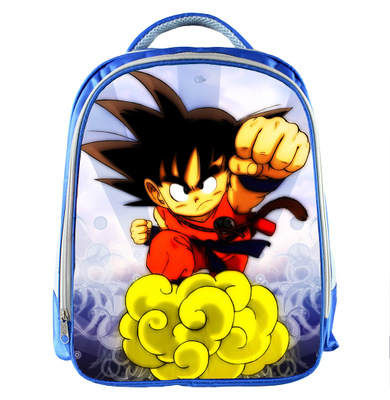 2019 Bts Anime Dragon Ball Z Super Saiyan Goku Men Bag 3d Backpack Men/women Kawaii Print School Bags Men Fashion Harajuku High Quality And Inexpensive Lights & Lighting