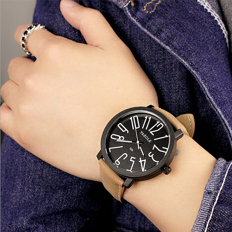 YAZOLE Simple Quartz Watch Women 2016 Brand Wristwatch Female Clock Wrist Watch Lady Quartz-watch Montre Femme Relogio Feminino top brand rebirth women quartz watch lady luxury fashion dress clock classic female wristwatch women gift relogio feminino