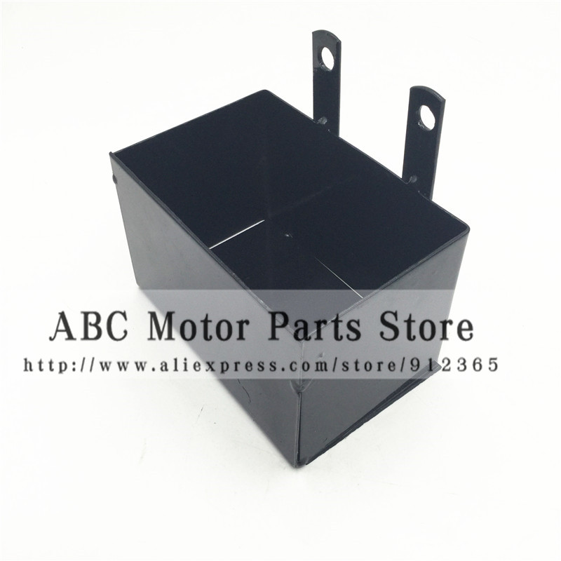 CRF50 Frame battery box dirt pit bike Case holder off road motorcycle Apollo 110 Chinese motocross 1pcs lot battery holder box case 3x aa 4 5v with switch
