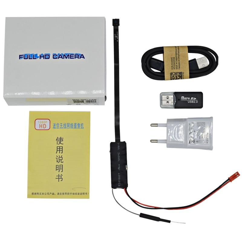 Image 5 - 1080P Wi Fi Wireless Mini Network Camera Surveillance  WIFI Camera  Audio Video Recorder Camcorder Ip Camera  P2P  Micro CamMini Camcorders   -