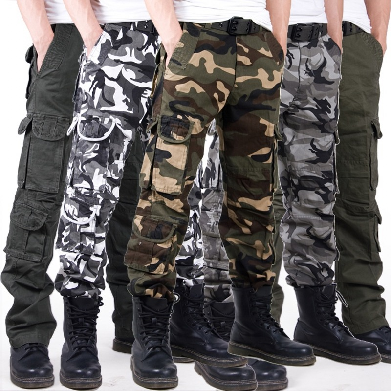 Online Buy Wholesale camo cargo pants from China camo cargo pants ...