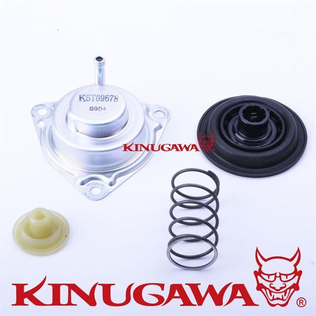 Genuíno kit de reparação de turbo blow off válvula bov para mitsubishi & para saab td04 k5t09678 capa