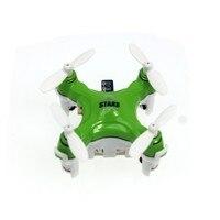 F16244 CX STARS 2 4G 4 Channel Mini RC Quadcopter Pocket Drone Remote Control Helicopter UFO