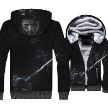 Game of Thrones Hoodies Men 3D Jacket Brienne House Lannister Jaime Sweatshirt Winter Thick Fleece Coat Tormund Brand Clothing