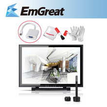 Sale UGEE UG-1910B 19″ inches LCD Monitor Art Graphic Drawing Tablet+ +  VGA Adapter Cable For MacBook Pro Air iMAC