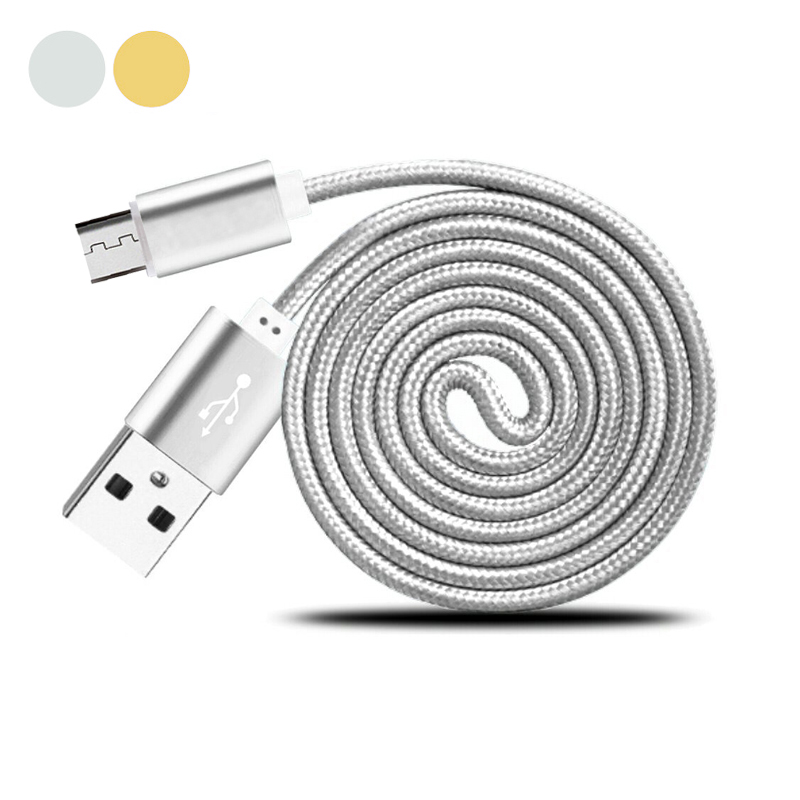 Micro USB 2.0 Data Sync & Fast Charging Cable for Samsung Galaxy Tab S2 8.0 T710 T715 / 9.7 T810 T815 for Galaxy Tab E 9.6 T560