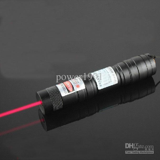 AAA real power 650nm Mini red laser pointer focusable burn match lit cigarettes shipping