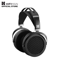 HIFIMAN SUNDARA Over-Ear Full-Size Planar Magnetic Headphones (Black) with High Fidelity Design,Easy to Drive by Smart Phone