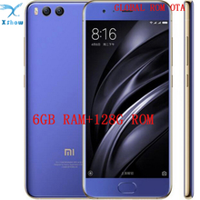 global rom Xiaomi Mi6 Mi 6 PRO Snapdragon 835 Octa Core Smartphone 6GB 128GB  Fingerprint ID FDD 12MP 5.15″ 1080P cellphone