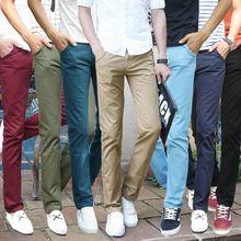 2014 fruhjahr Herrenbekleidung Punk Niet Dunne Jeans Mannlichen Personalisierten Dunnen Hosen Mannlichen Herrenhosen