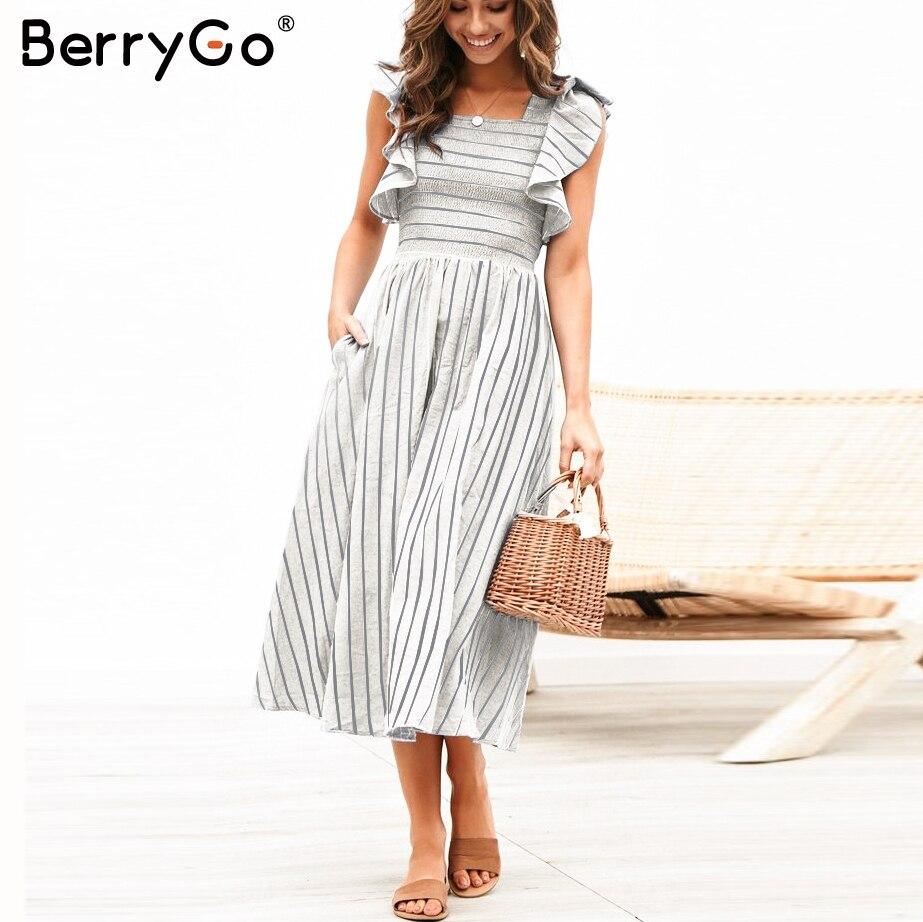 5a9ab3423 Vestidos Largos Lino | Wig Elegance