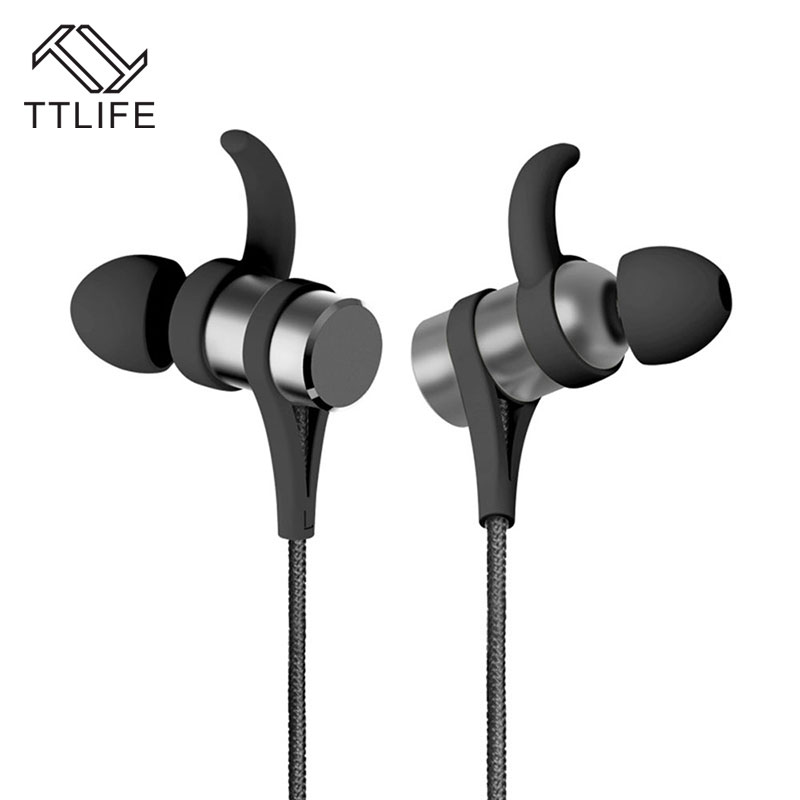 TTLIFE Original L200 Bluetooth Earphone Wireless V4.1 Sport Business Stereo Headphone with Mic for Xiaomi iPhone Auriculares ttlife bluetooth earphone