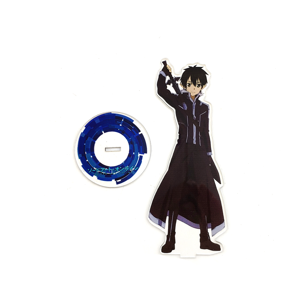 Sword Art Online Kirito Asuna Suguha Yuuki_4