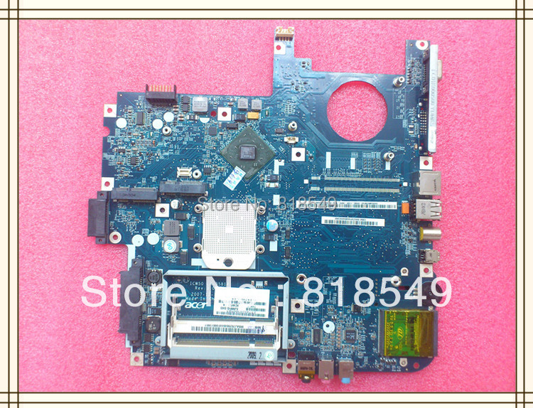 FOR ACER Aspire 5520 5520G MBAJ702003/MBAJ702004 LA-3581P (ICW50) 100% TSTED GOOD Free shipping