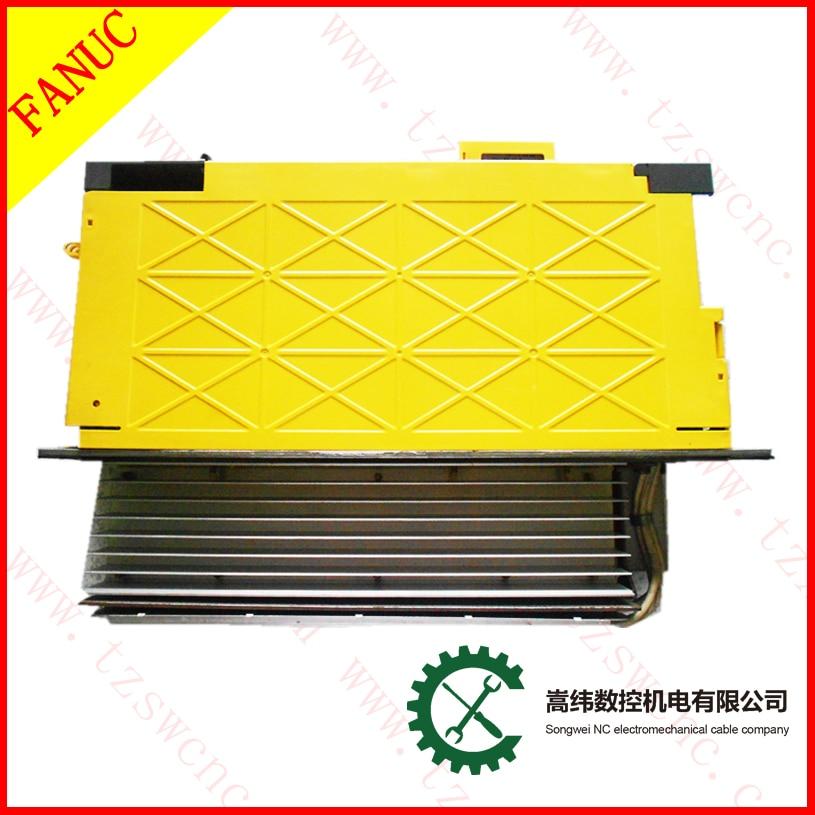 Fanuc servo amplifier A06B-6130-H004 Beta motor driverFanuc servo amplifier A06B-6130-H004 Beta motor driver