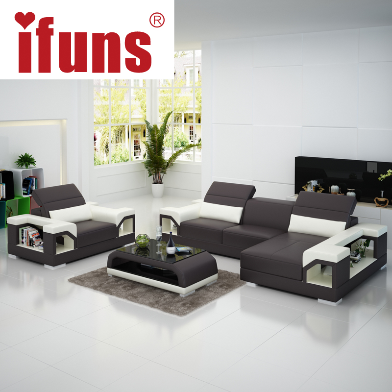 Cheap Genuine Leather Sectional Sofa: Popular Italian Designer Sofas-Buy Cheap Italian Designer