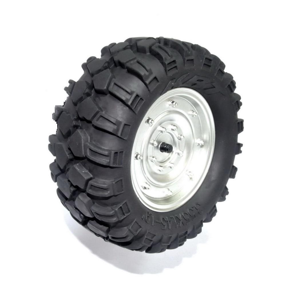 "Neu 1.9/"" Crawler Tires 108mm für AXIAL//RC4WD //CC-01//JEEP//PAJERO 4pcs"