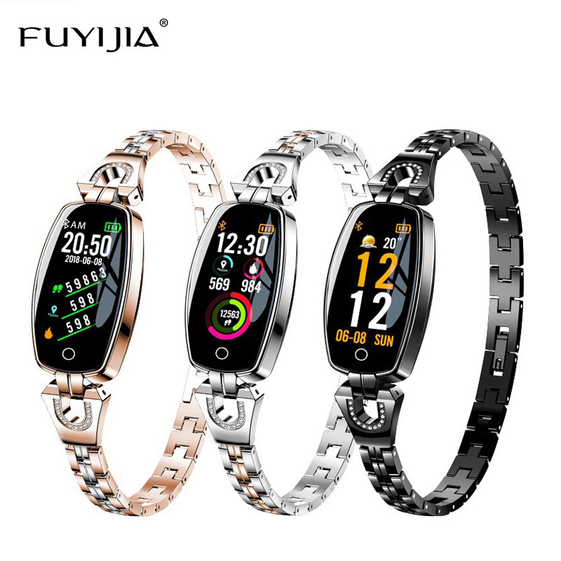 New Touch Smart Watches Woman Waterproof Electronic Watch Ladies Sports Clock Hot Bluetooth Couple Watch Smart Health MonitoringNew Touch Smart Watches Woman Waterproof Electronic Watch Ladies Sports Clock Hot Bluetooth Couple Watch Smart Health Monitoring