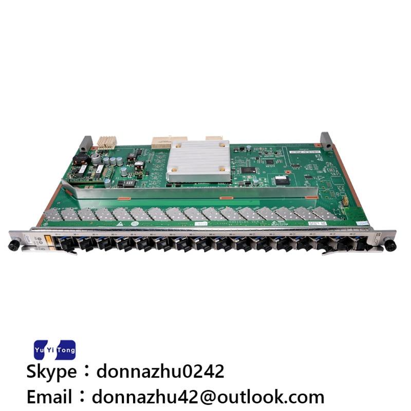 Ma5683t Sfp Modules For Ma5680t Original Hua Wei 16 Ports Gpon Board With 16 Pcs Gpfd Class C Ma5608t Olt