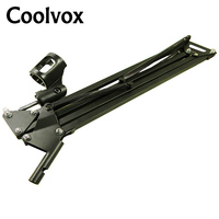 FREE SHIPPING Broadcasting Studio Microphone Mic Boom Scissor Suspension Arm Mount Stand Support 360 Degree Adjustable