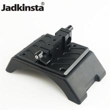 Jadkinsta 조절 카메라 어깨 패드 홀더 두 15mm로드 클램프 DSLR 5D3 5D4 A7S2 판매 카메라 지원