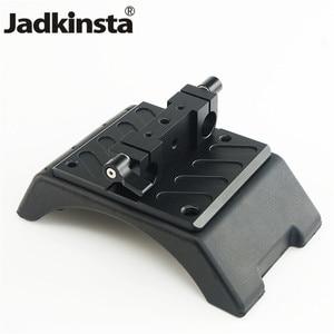 Image 1 - Jadkinsta Adjustable Camera Shoulder Pad Holder with Two 15mm Rod Rig Clamp for DSLR 5D3 5D4 A7S2 Sale Camera Support