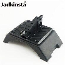 Jadkinsta Einstellbare Kamera Schulterpolster Halter mit Zwei 15mm Rod Rig Klemme für DSLR 5D3 5D4 A7S2 Verkauf Kamera unterstützung