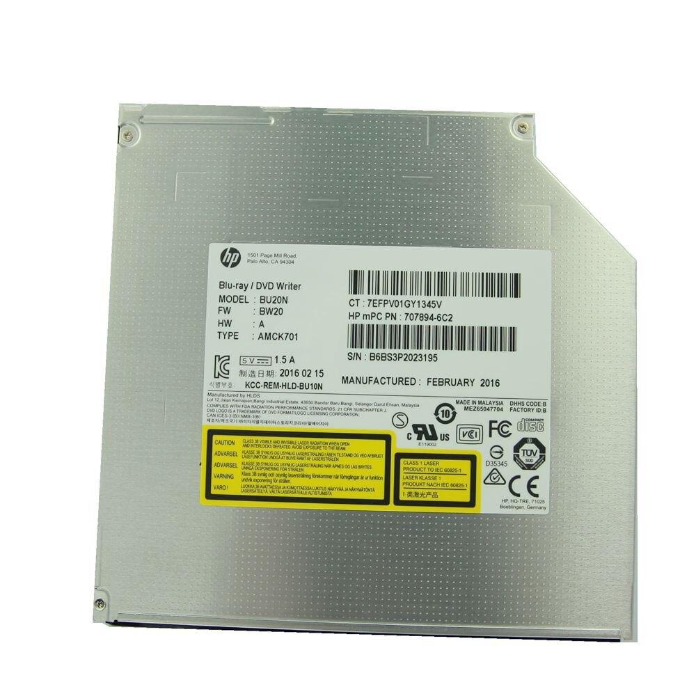 9.5mm HL/HP BU20N SATA Blu-ray BDRE DVDRW Rewriter Drive semyon bychkov giuseppe verdi otello blu ray