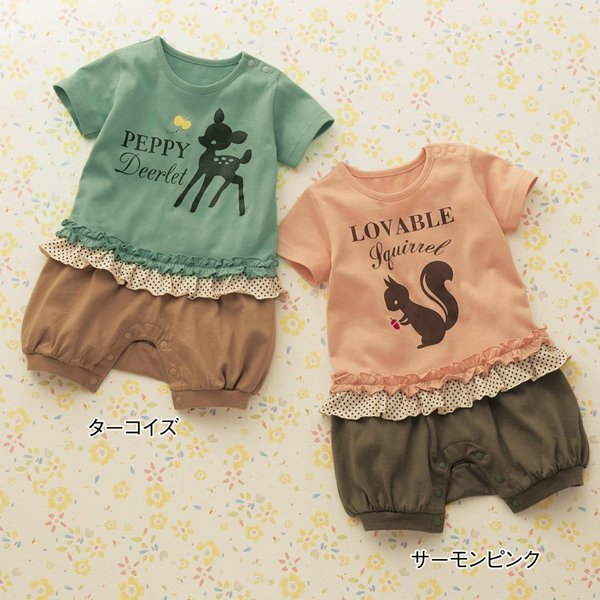33451192c8e6 Children s pretty vintage girl boy kids clothes female cartoon animal print short  sleeve summer autumn fashion dress 12082704