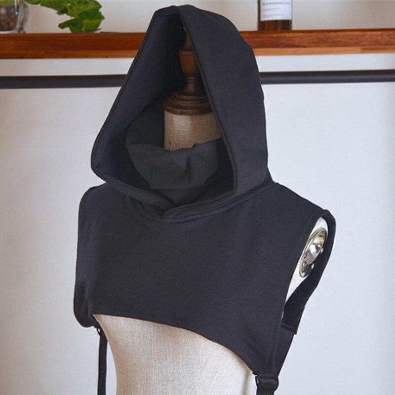 Elegant False Collar Women Men High Hooded Sweater Coat Warm Unisex Hat Collar Autumn Winter Collocation Shirt False Collar