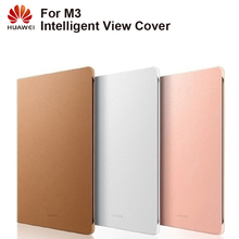 "Huawei Originele Smart Tablet Case View Cover Flip Case Voor Huawei M3 8.4 ""Behuizing Slaapfunctie intelligente Tablet Case"