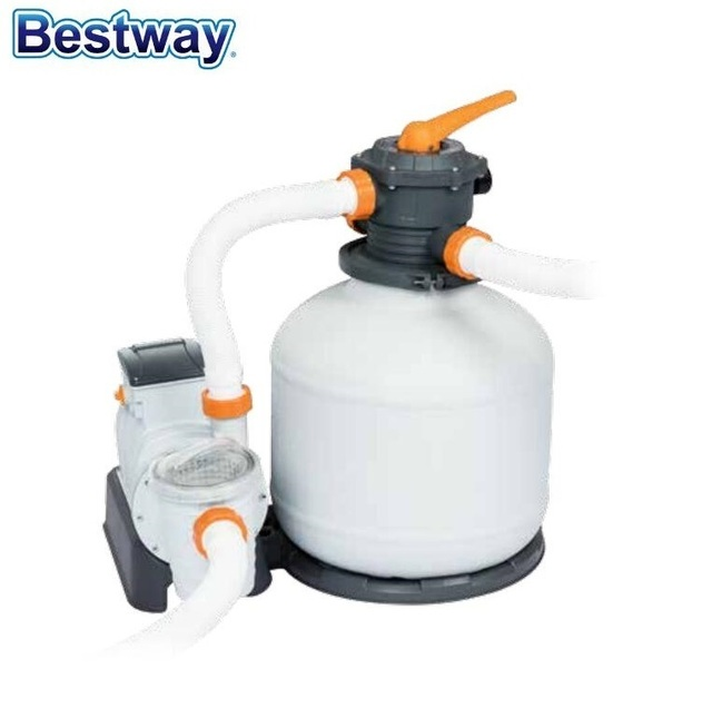 2019 New 58486 Bestway 2600 Gal Durable Corrosion