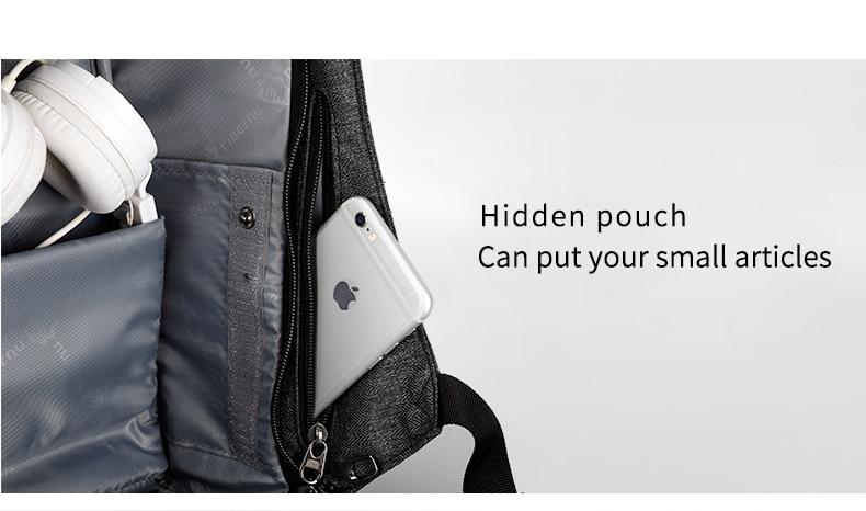 Verborgen vakje voor je smartphone