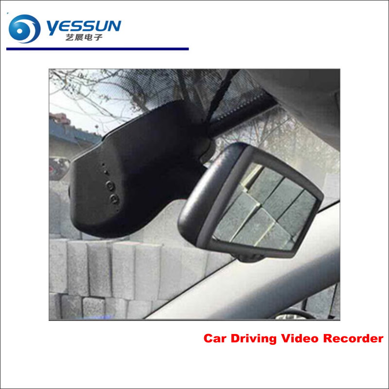 Dvr/dash Camera Car Video Surveillance Just Yessun Car Dvr Mini Wifi Camera Driving Video For Volkswagen Touareg 2011~2016 Dash Cam Dual Driving Video Recorder Camera